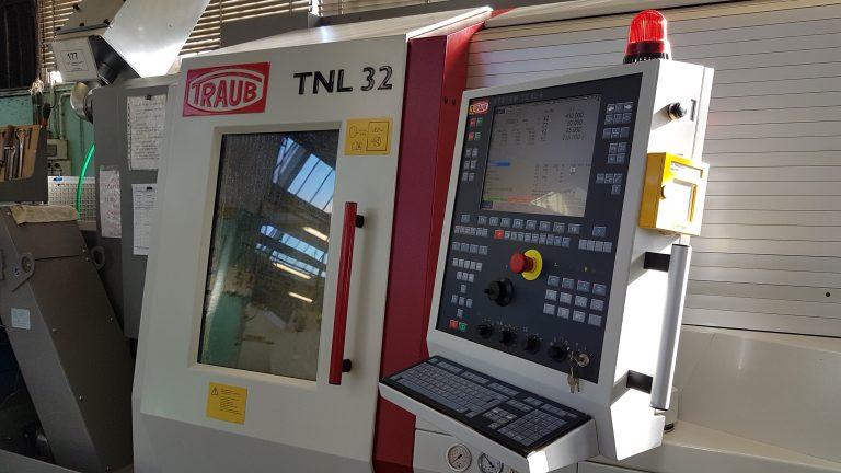 Miroglio CNC traub