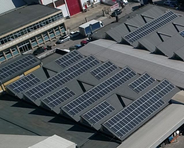 pannelli solari miroglio